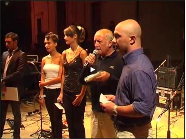 Muore il tastierista Alessandro Centofanti. A Castel di Sangro ritirò il premio 'Clessidra in Musica'