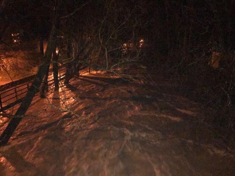 Barrea, fiume Sangro: Caruso allerta Enel green power