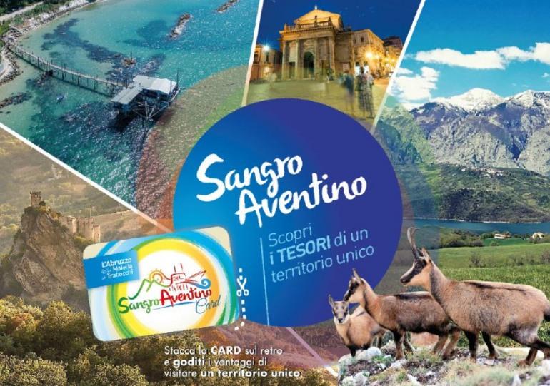 Card Sangro – Aventino, ecco come scoprire il tratto d'Abruzzo tra la Majella e costa dei trabocchi