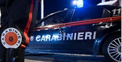 Sanzione bar Covid a Castel di Sangro, 400 euro di multa ciascuno dai Carabinieri