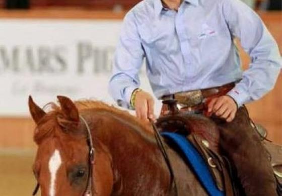 Enrico Sciulli, campione d'Europa nella specialità equestre è di Vastogirardi