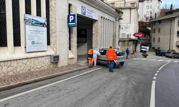 Screening di massa a Roccaraso, 206 tamponi effettuati oggi