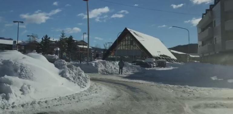 Alto Sangro, emergenza neve: chiusura scuole a Castel di Sangro e Ateleta