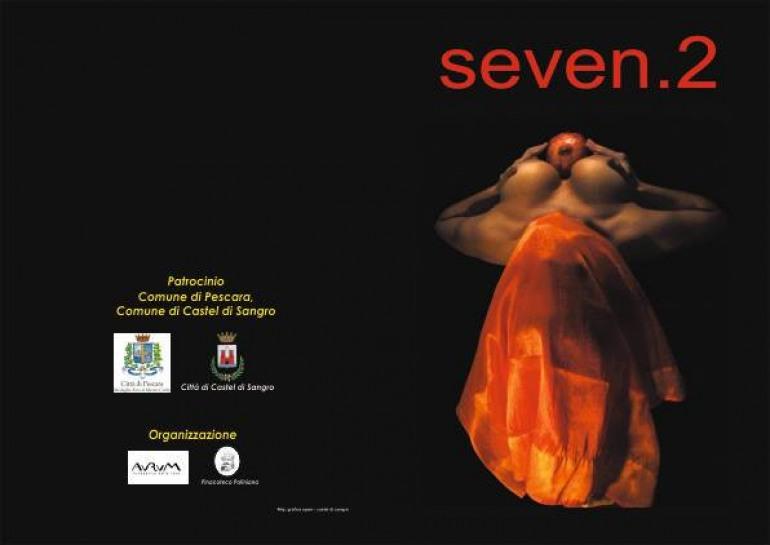 """Pescara, il 4 marzo apre """"Seven 2"""" mostra di arte contemporanea"""