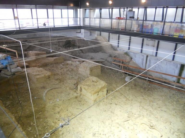 Isernia, pomeriggi al museo: scavi in corso al sito paleolitico La Pineta