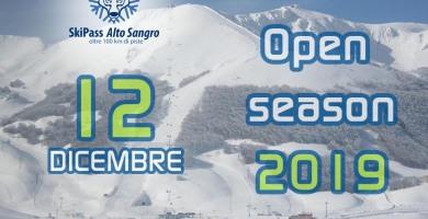 Roccaraso apre la stagione sciistica, domani impianti gratis all'Aremogna