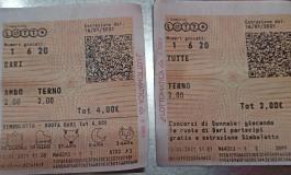 Sogna i numeri al Lotto e vince un terno secco, oltre 10.000 euro