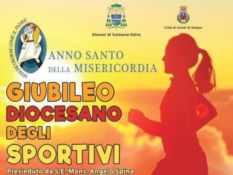 Giubileo diocesano degli sportivi a Castel di Sangro