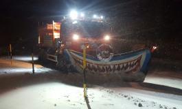 Alto Sangro sommerso dalla neve, turisti all'assalto delle piste da sci a Roccaraso