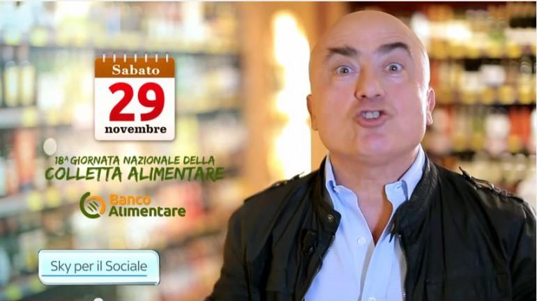 Giornata nazionale della Colletta alimentare, Castel di Sangro c'è. Guarda lo spot