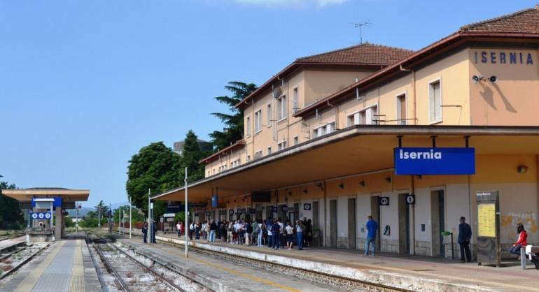 Trasporti, Isernia – Roma a tutta velocità sui treni elettrici