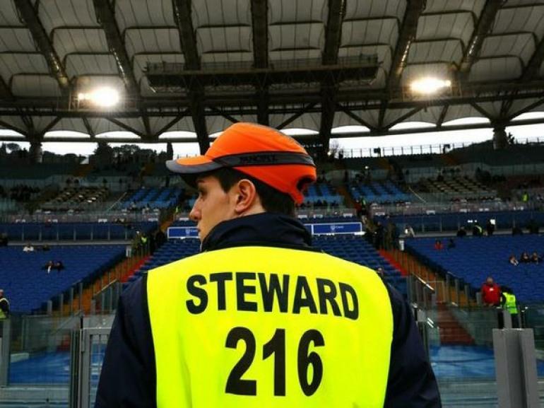 Come diventare steward di stadi: arriva il primo corso