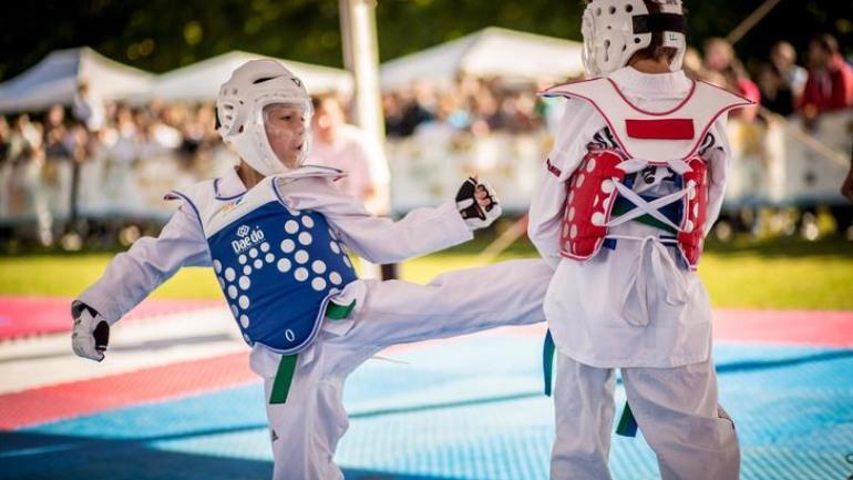 """Roma, Taekwondo: al torneo """"Kim & Liù"""" ottimo piazzamento degli atleti di Carafa"""