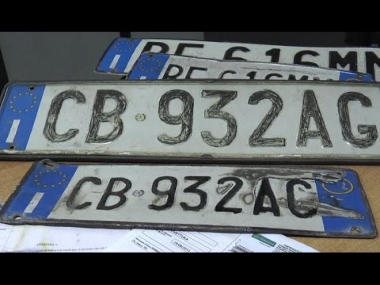 Intestavano le auto a prestanome, scoperta truffa da tre milioni di euro