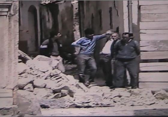 Esclusivo - Alfedena, terremoto maggio 1984: 2^ parte video della demolizione