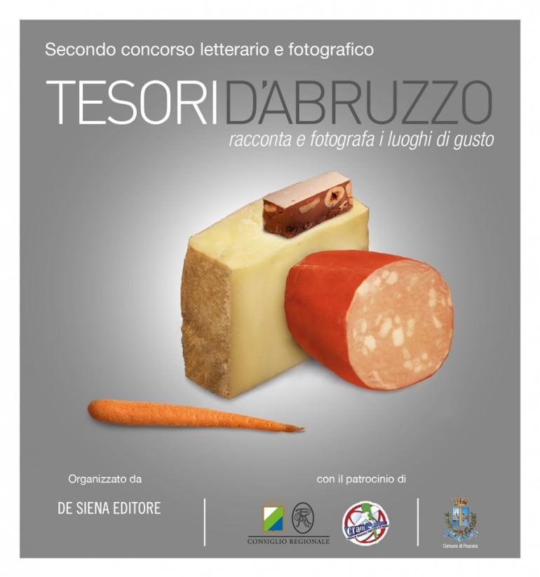 """Concorso fotografico, esce il bando per: """"Tesori d'Abruzzo – luoghi del gusto"""""""