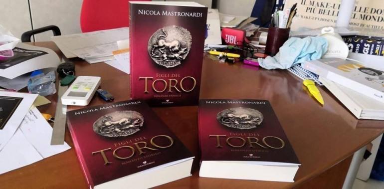 'Figli del Toro', 2° romanzo storico di Nicola Mastronardi presentato a Guardiagrele
