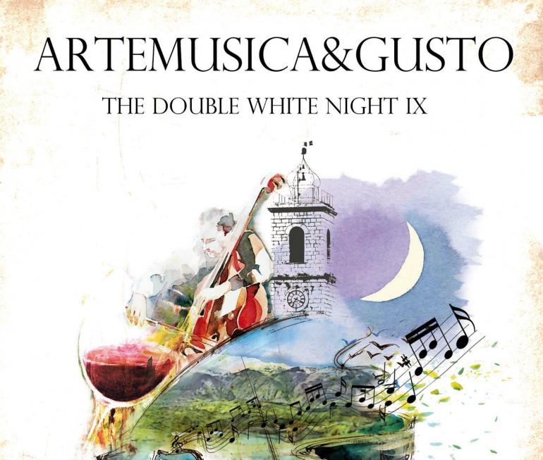 """Bandabardò e Tiromancino alla """"Double white night"""" di Torricella Peligna"""