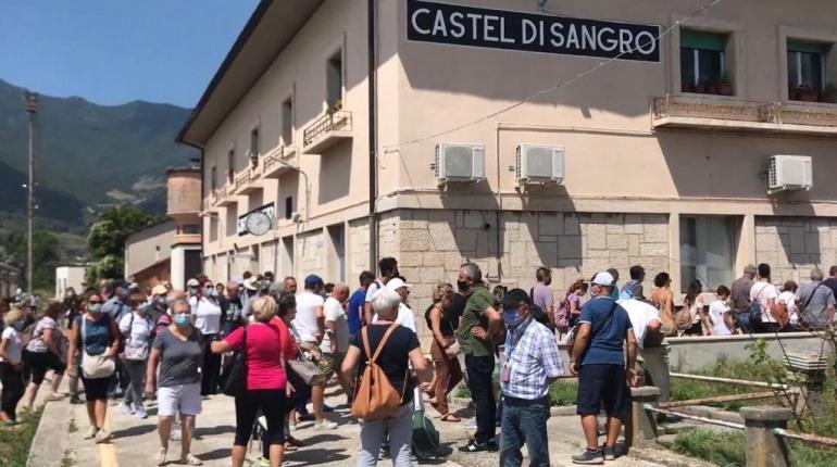Transiberiana d'Italia a Castel di Sangro, viaggiare ci fa sognare