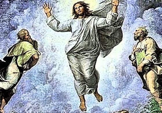 Seconda domenica di Quaresima, la Trasfigurazione di Gesù