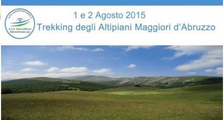 Pescocostanzo, al via il trekking sugli Altipiani Maggiori d'Abruzzo