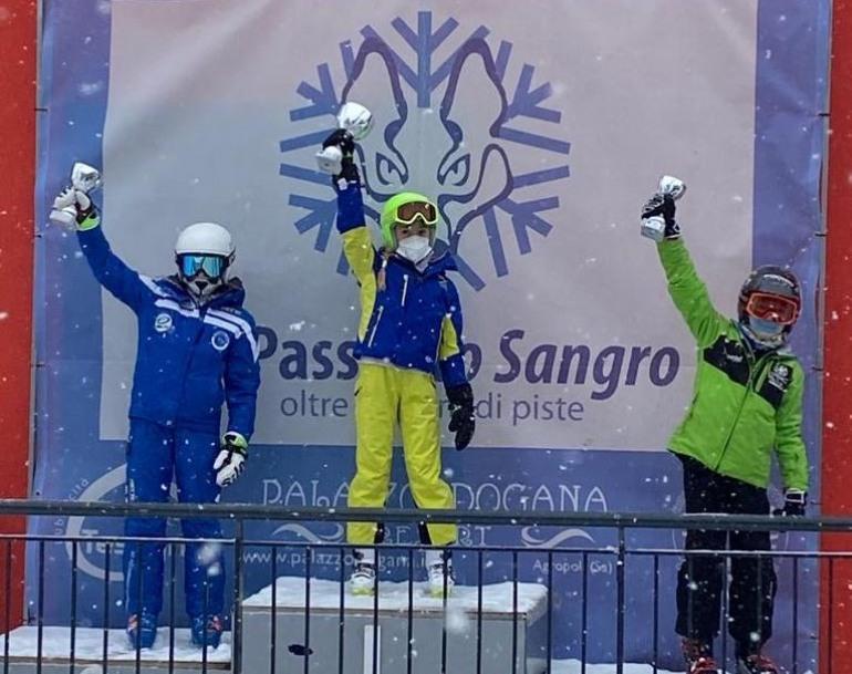 Roccaraso: Trofeo Calisto del Castello, Sci club Aremogna vince il premio come migliore società