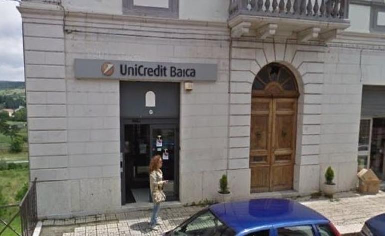 Carovilli, Unicredit sopprime la banca e il servizio bancomat