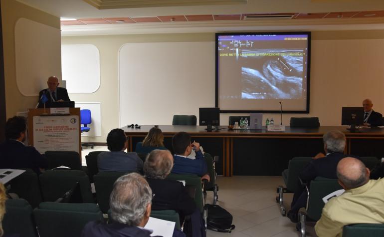 Al Neuromed un corso per perfezionare le tecniche dell'esame eco-color doppler