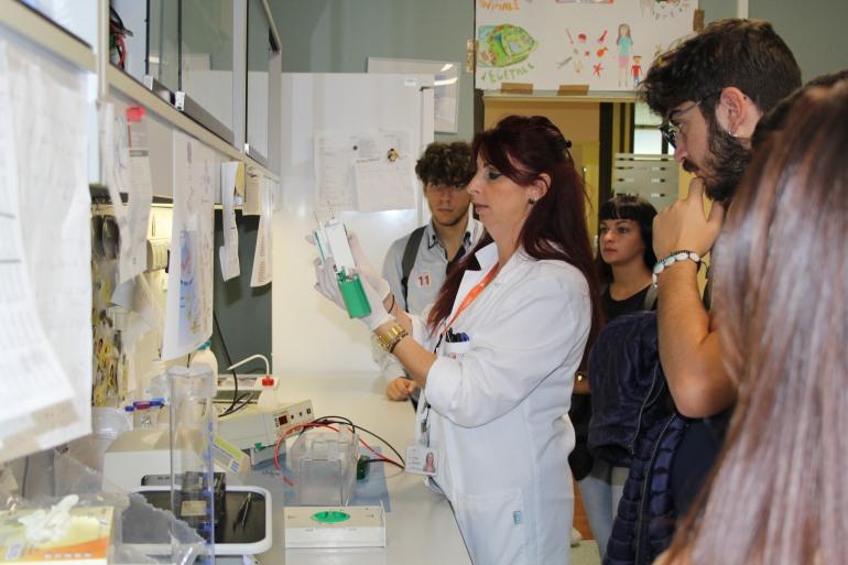 Pozzilli, inizia oggi la settimana della scienza nel Polo di Ricerca Neurobiotech