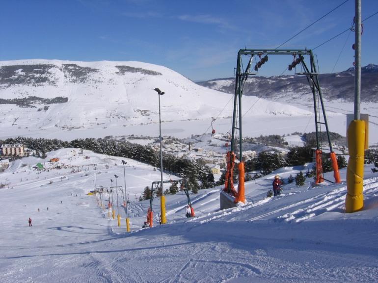 Sci, chiude l'impianto di Vallefura a Pescocostanzo: colpa della Regione Abruzzo