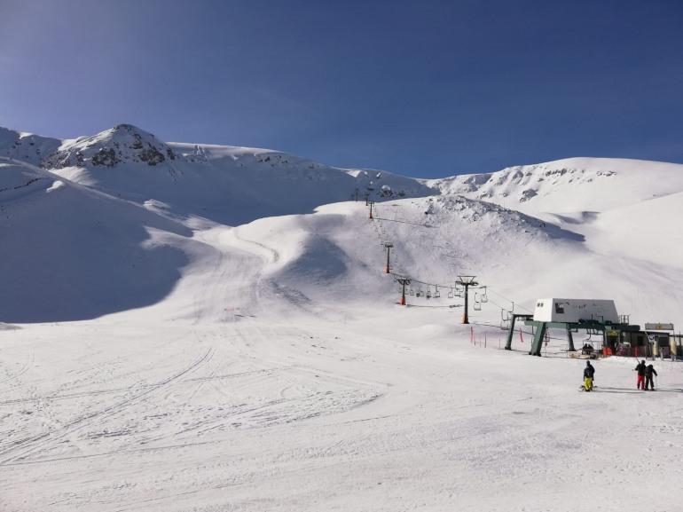 Skipass Alto Sangro, aperte nuove piste: sarà weekend da urlo