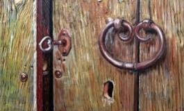Testimonianza da un'oriunda di Vastogirardi: Da noi le porte erano così