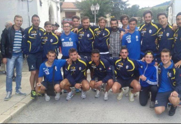 Coppa Italia: Vastogirardi San Salvo a reti inviolate nella partita di andata