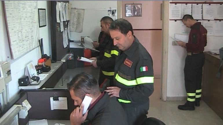 Castel di Sangro, simulazione deragliamento treno: esercitazione interforze sulla Transiberiana d'Italia