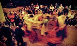 Apre il festival dei giochi antichi a Scontrone