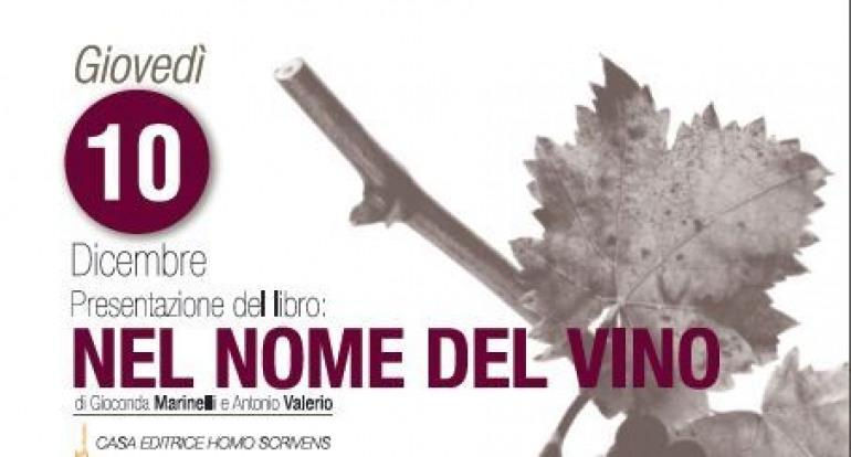 """Territorio e viticoltura, """"Nel nome del vino"""" a Monteroduni"""