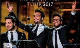 Inizia a  Roccaraso il tour 'Notte magica' de Il Volo, data zero: 3 maggio