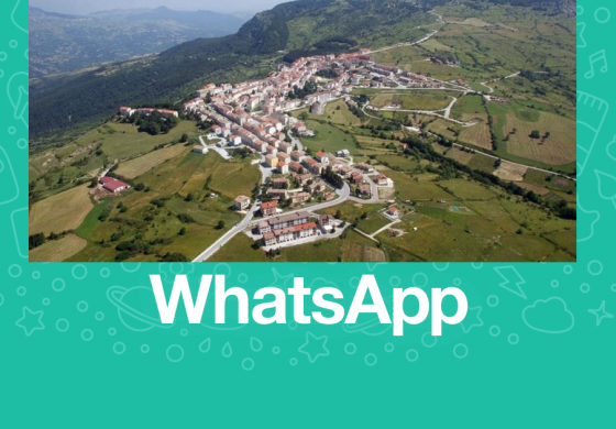 'Capracotta Informa', attivo il servizio su whatsapp per conoscere meteo, servizi, eventi, scadenze e viabilità