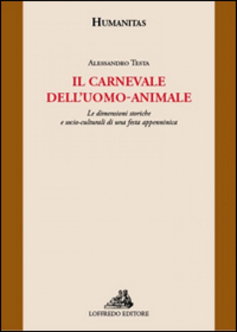 L'Uomo cervo di Castelnuovo al Volturno diventa un libro