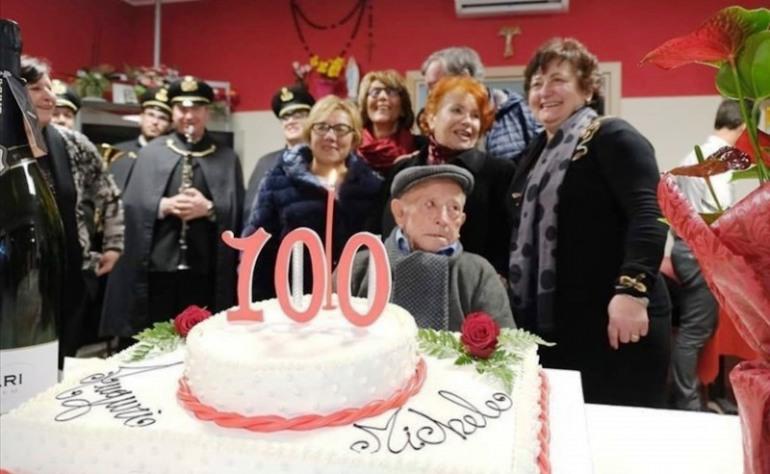 Muore il centenario zì Michele Ingratta